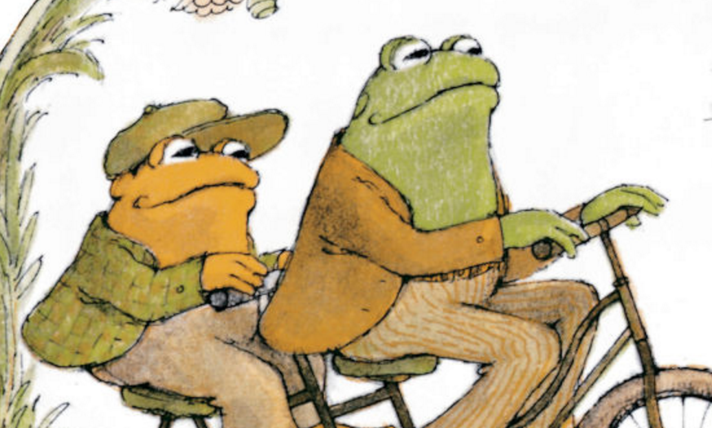 Iconic Childrenu0027s Book Characters u0027Frog and Toadu0027 Were Totally Gay / Queerty - Frog And Toad PNG