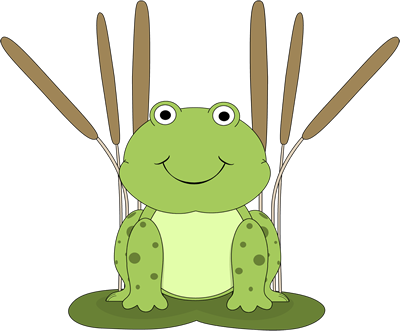 Frog On A Lily Pad Clip Art - Frog On A Lily Pad Image - Frog On Lily Pad PNG