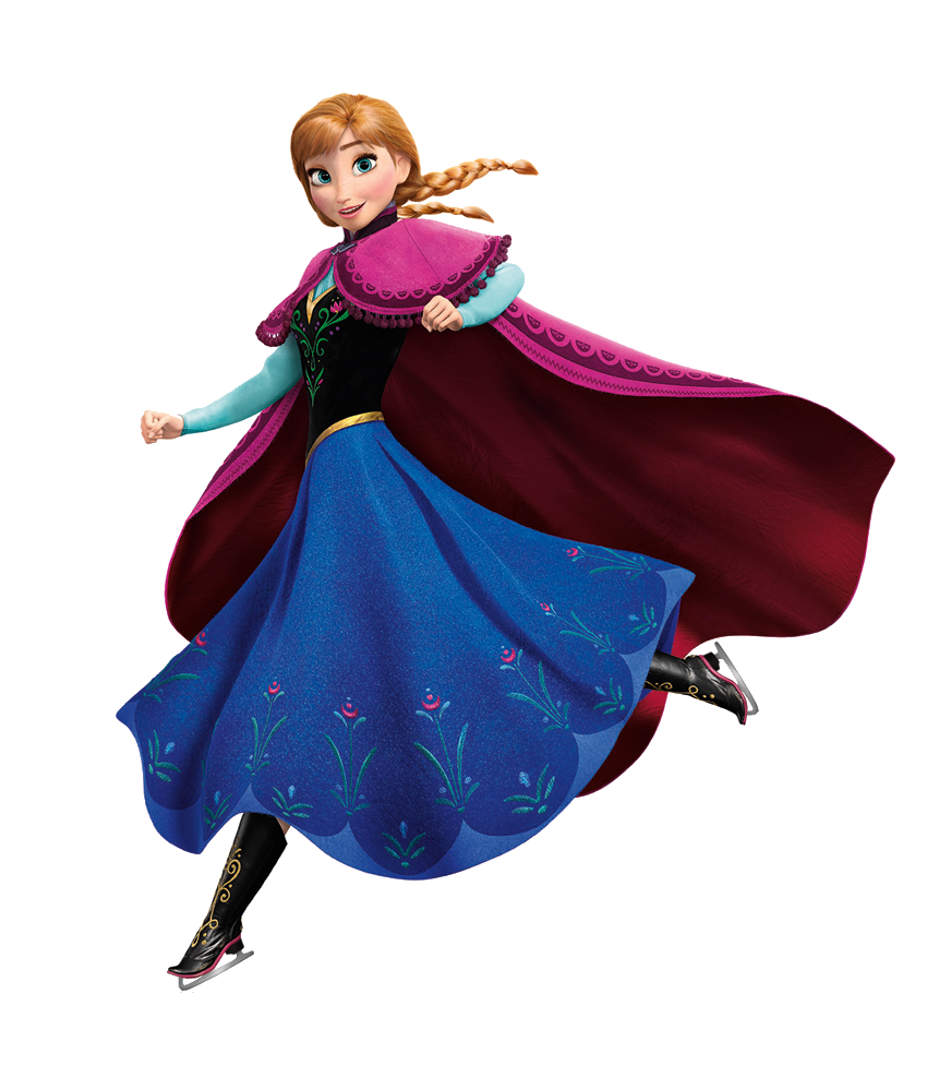 Cantinho do blog - Frozen HD PNG