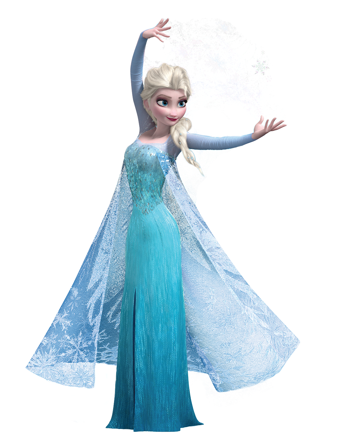 elsa-frozen-disney-03 - Frozen HD PNG