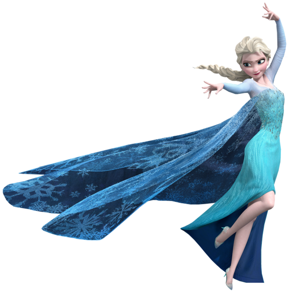Elsa Frozen Disney 06 - Frozen HD PNG