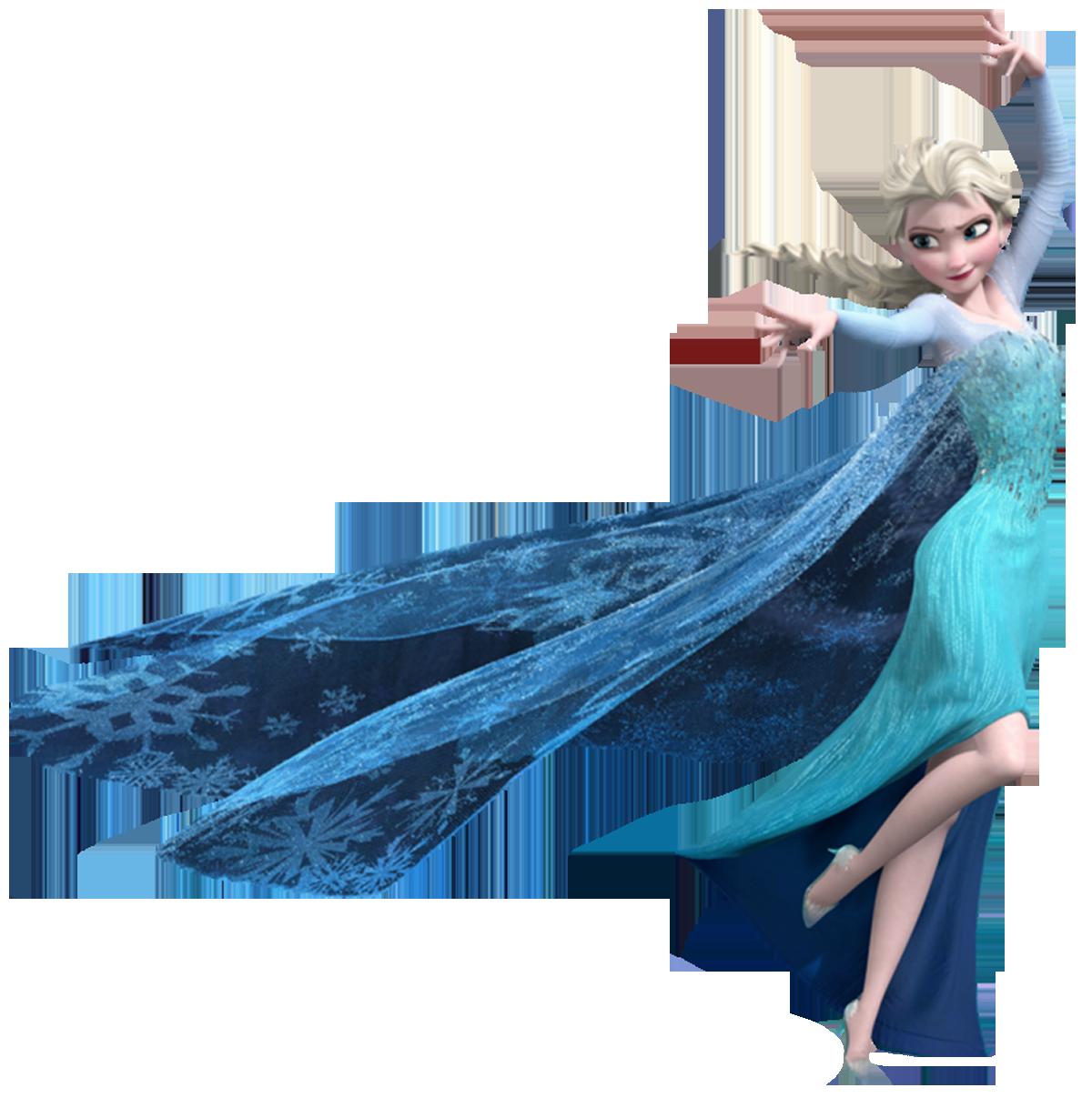 Elsa Frozen Disney 06 - Frozen HD PNG