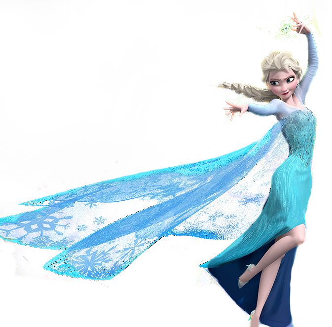 Elsa PNG HD - Frozen HD PNG