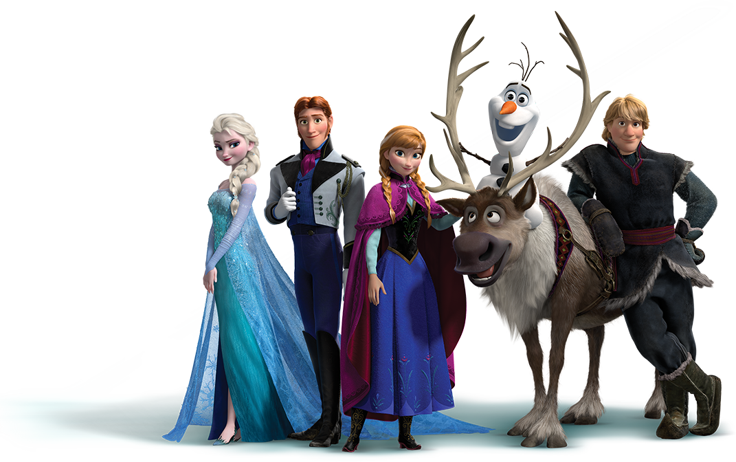 Frozen HD PNG