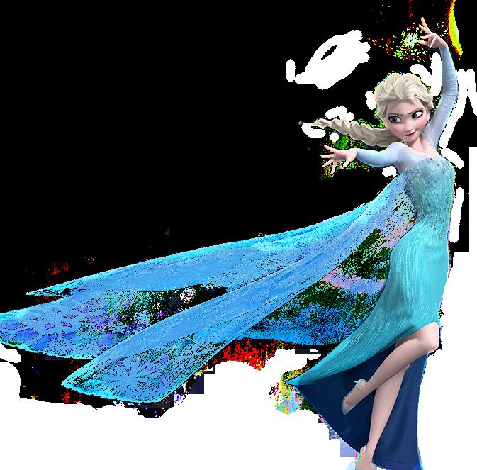 Elsa PNG HD