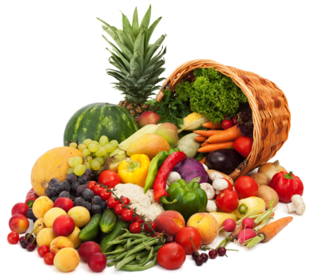 5 Wonderful ways to keep Fruits and Vegetables fresh for long time - Fruits And Vegetables PNG HD