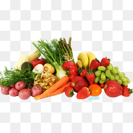 fresh fruits and vegetables fruits, Fruit, Real, Food PNG and PSD - Fruits And Vegetables PNG HD