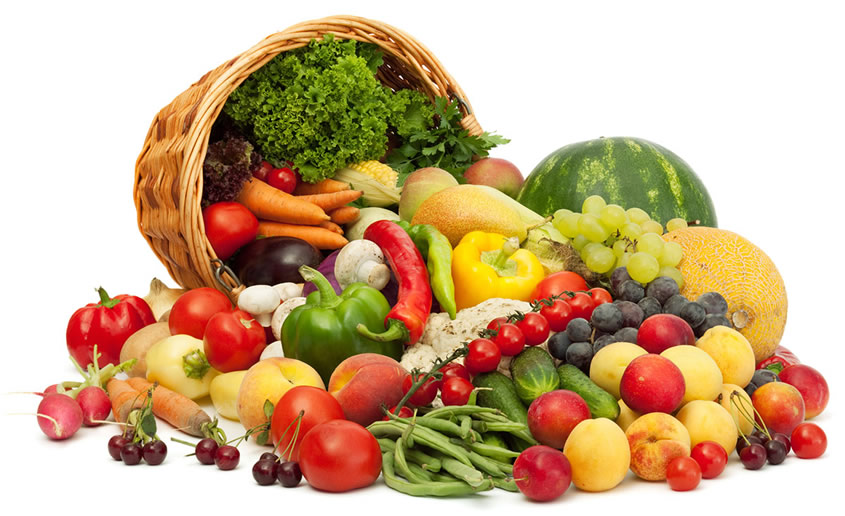 FRUITS AND VEGETABLES. - Fruits And Vegetables PNG HD