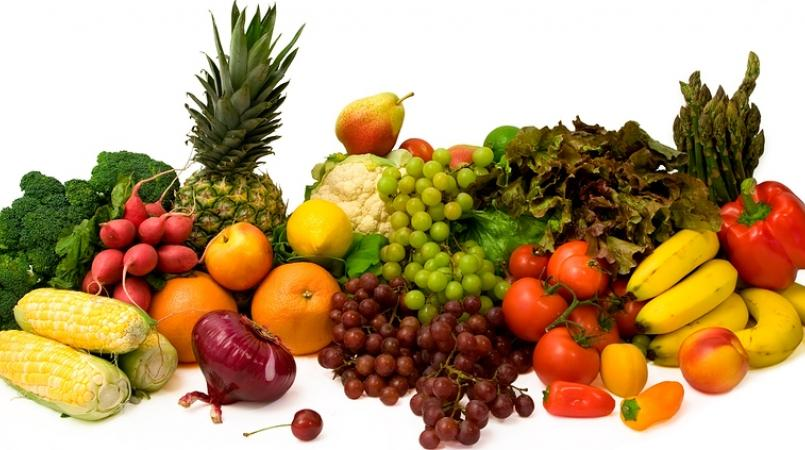The fruit and vegetables you need to prevent weight gain - Fruits And Vegetables PNG HD