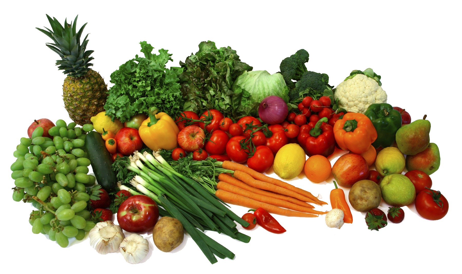 Fruits And Vegetables PNG HD