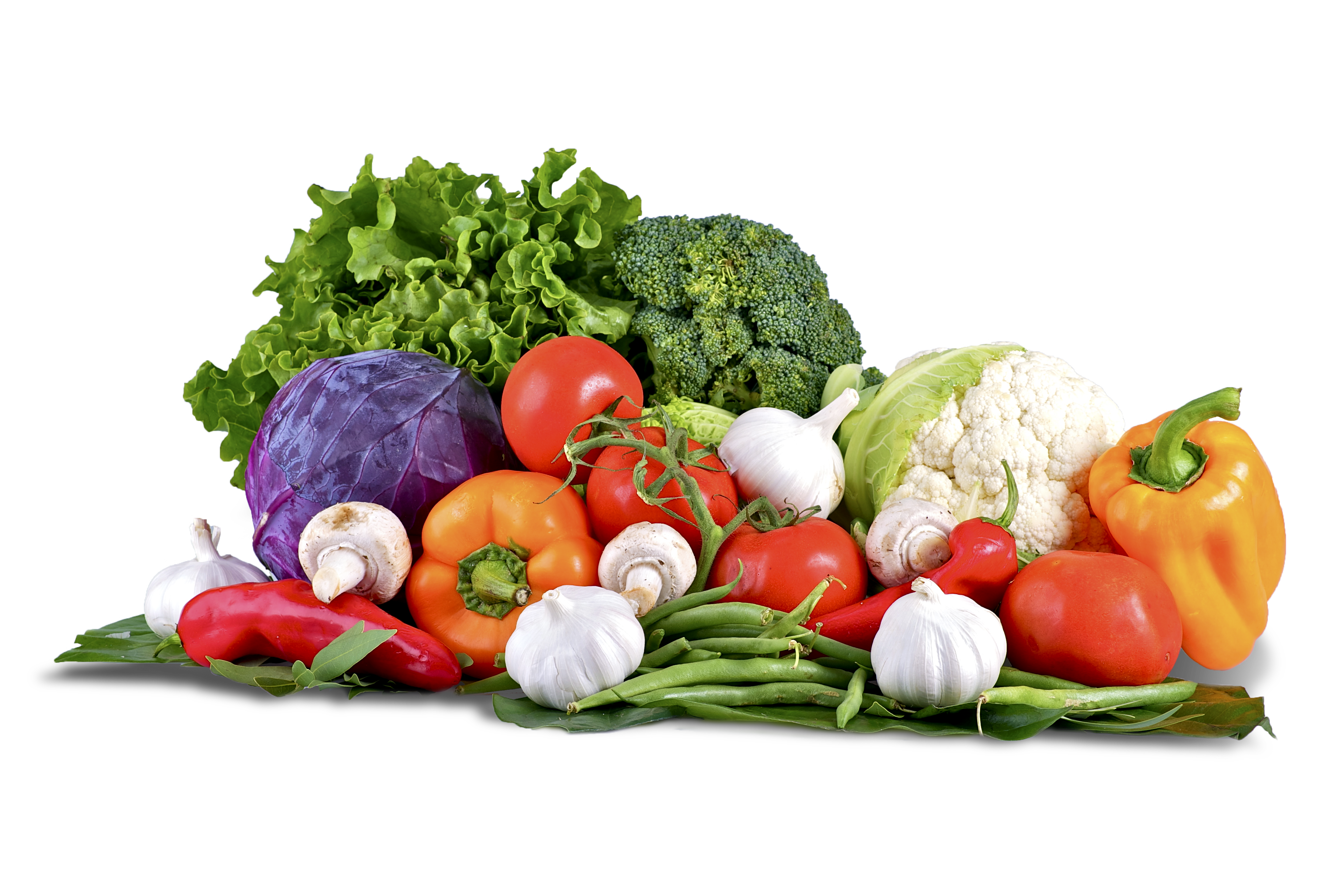 Vegetable Transparent PNG. Eating raw foods is one of the best gifts that  you can ever give to yourself - Fruits And Vegetables PNG HD