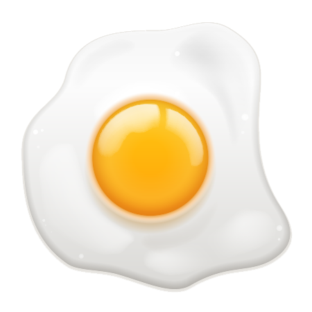 Fry Egg PNG - 66766