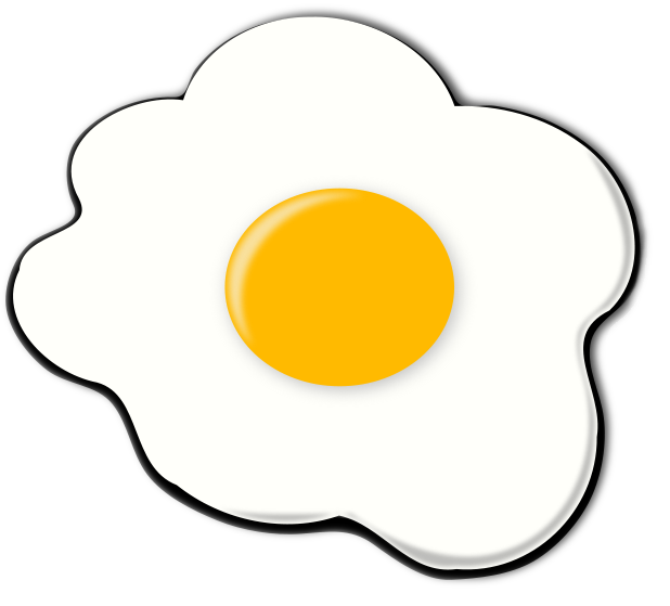 Fry Egg PNG - 66770