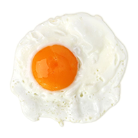 Fry Egg PNG - 66760