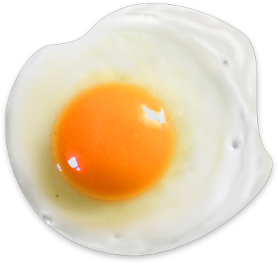 Fry Egg PNG - 66757