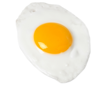 Fry Egg PNG - 66765