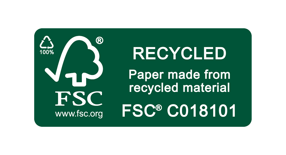 Forest Stewardship Council (FSC) Logo - Fsc Logo Vector PNG