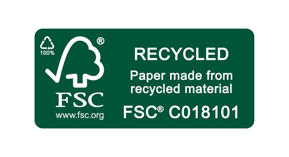 Forest Stewardship Council (FSC) Logo - Fsc Logo Vector PNG