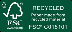 Forest Stewardship Council (FSC) Logo Vector - Fsc Logo Vector PNG