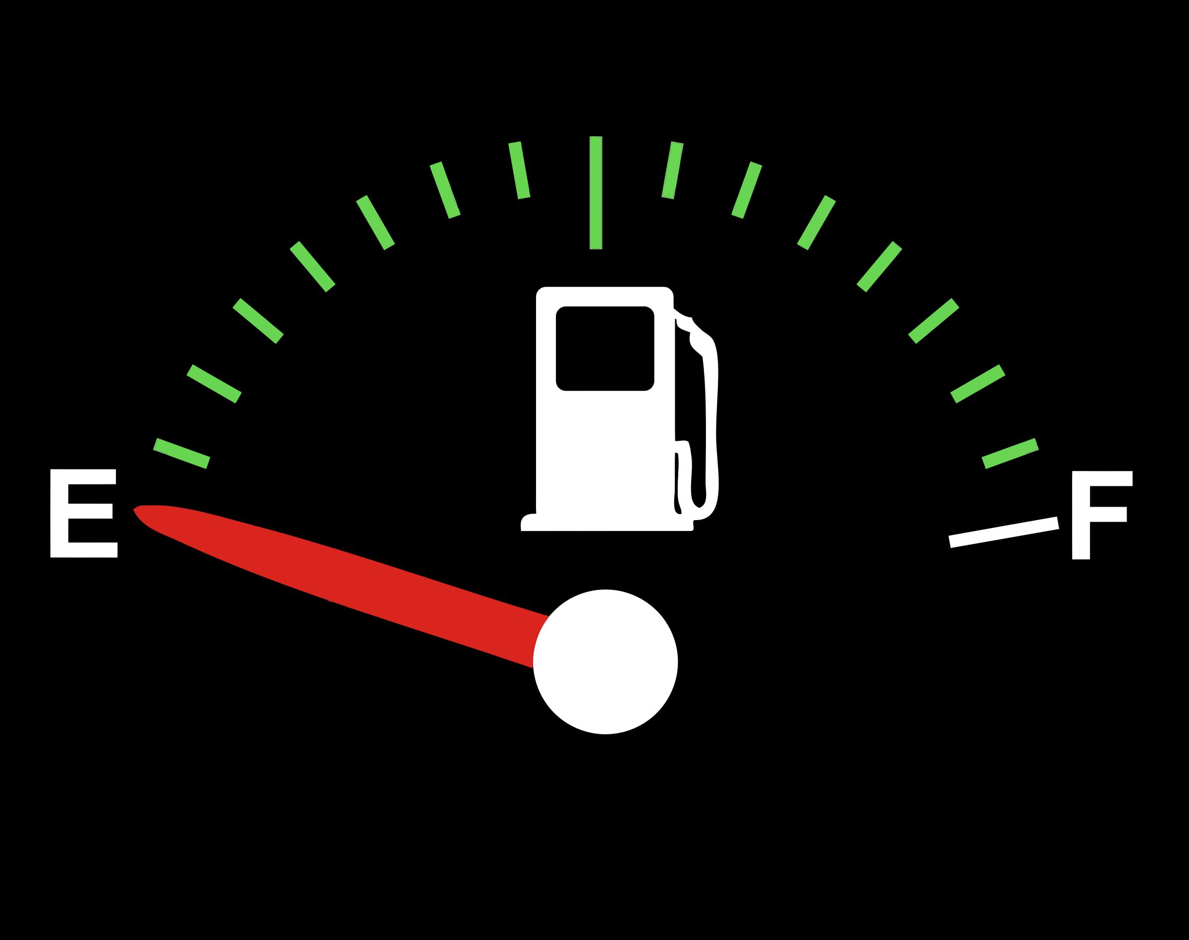BIG IMAGE (PNG) - Fuel Gauge PNG