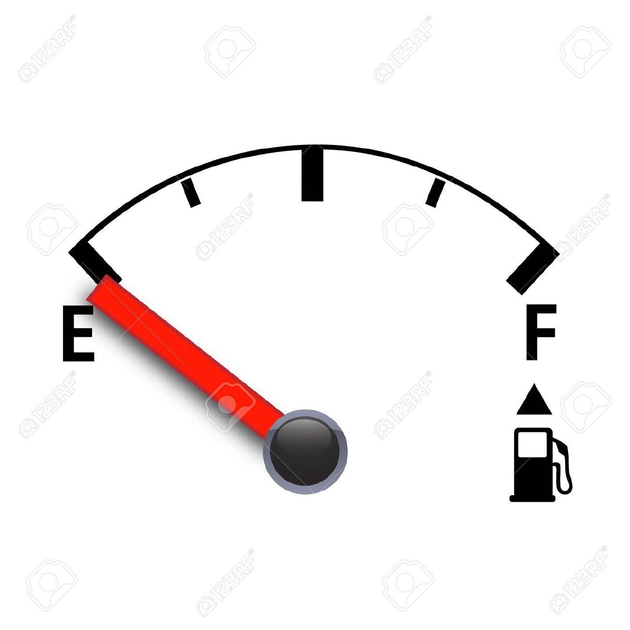 Free fuel gauge clipart. - Fuel Gauge PNG