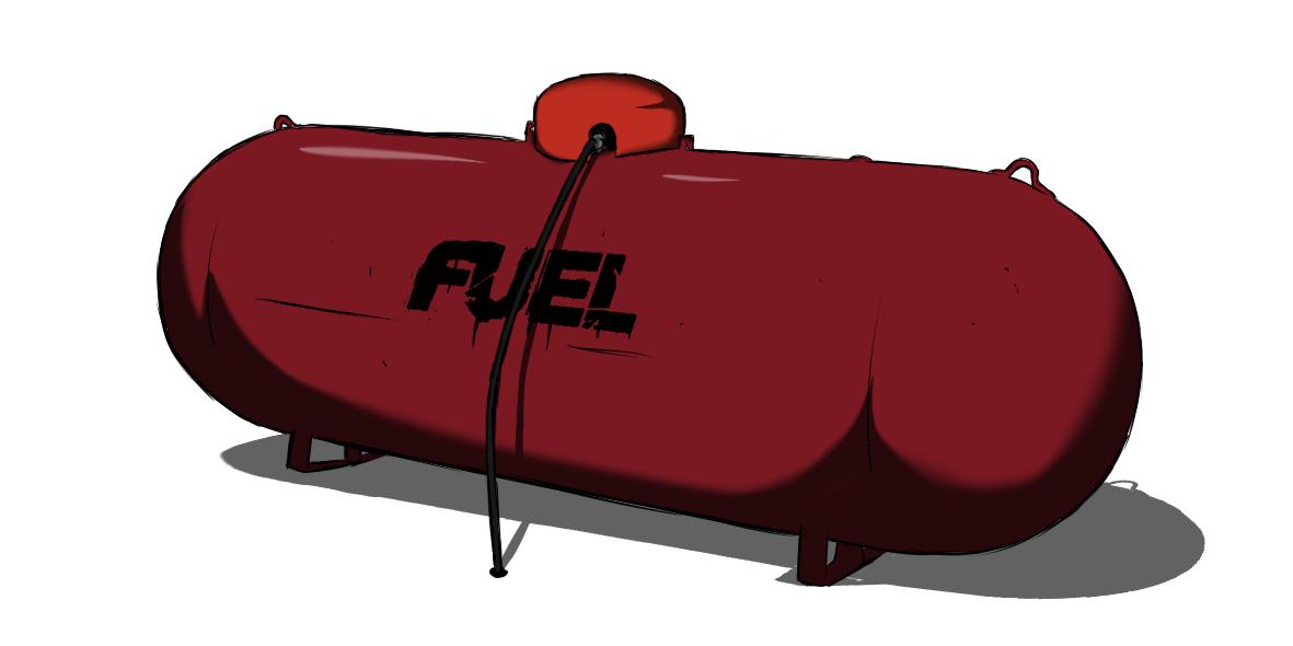 Fuel Tank PNG - 157280