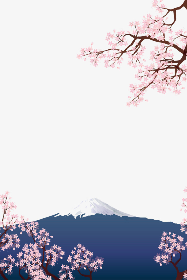 Fuji Mountain PNG - 157006