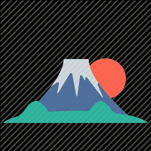 Fuji Mountain PNG - 157003