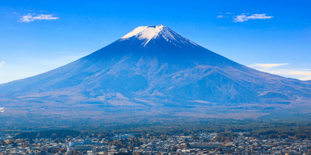 Fuji Mountain PNG - 157007