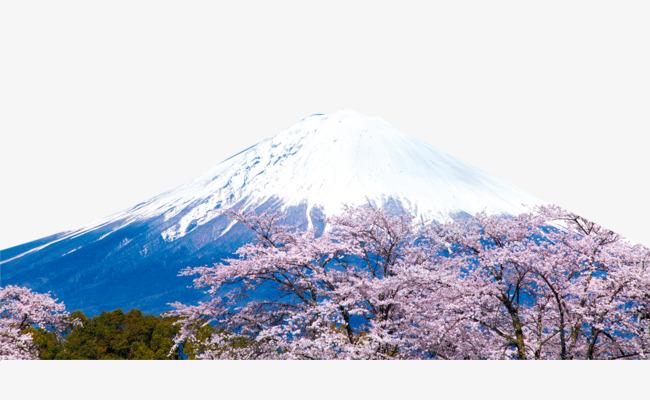 Fuji Mountain PNG - 157004