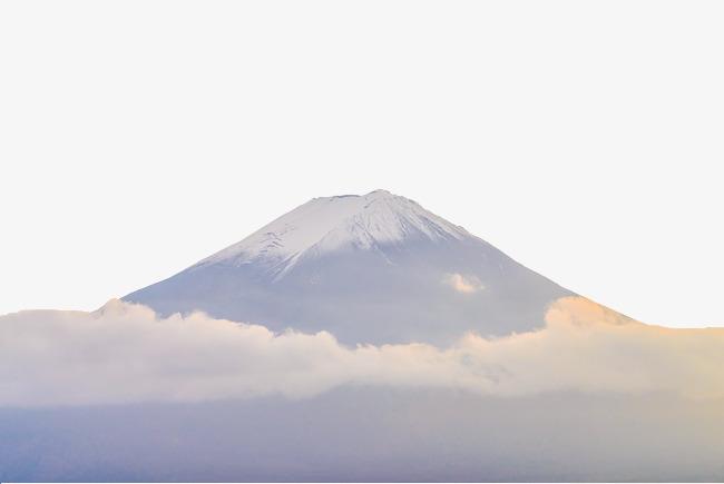 Fuji Mountain PNG - 157019