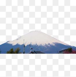 Fuji Mountain PNG - 157008