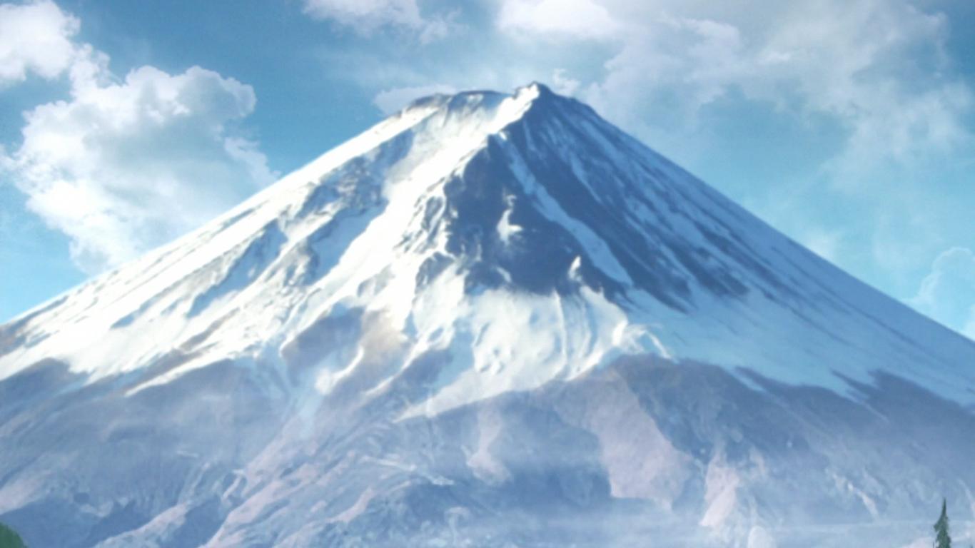 Fuji Mountain PNG - 157021