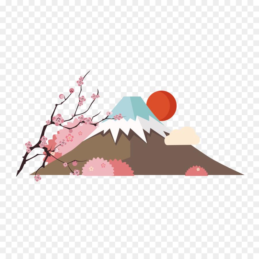 Fuji Mountain PNG - 157020