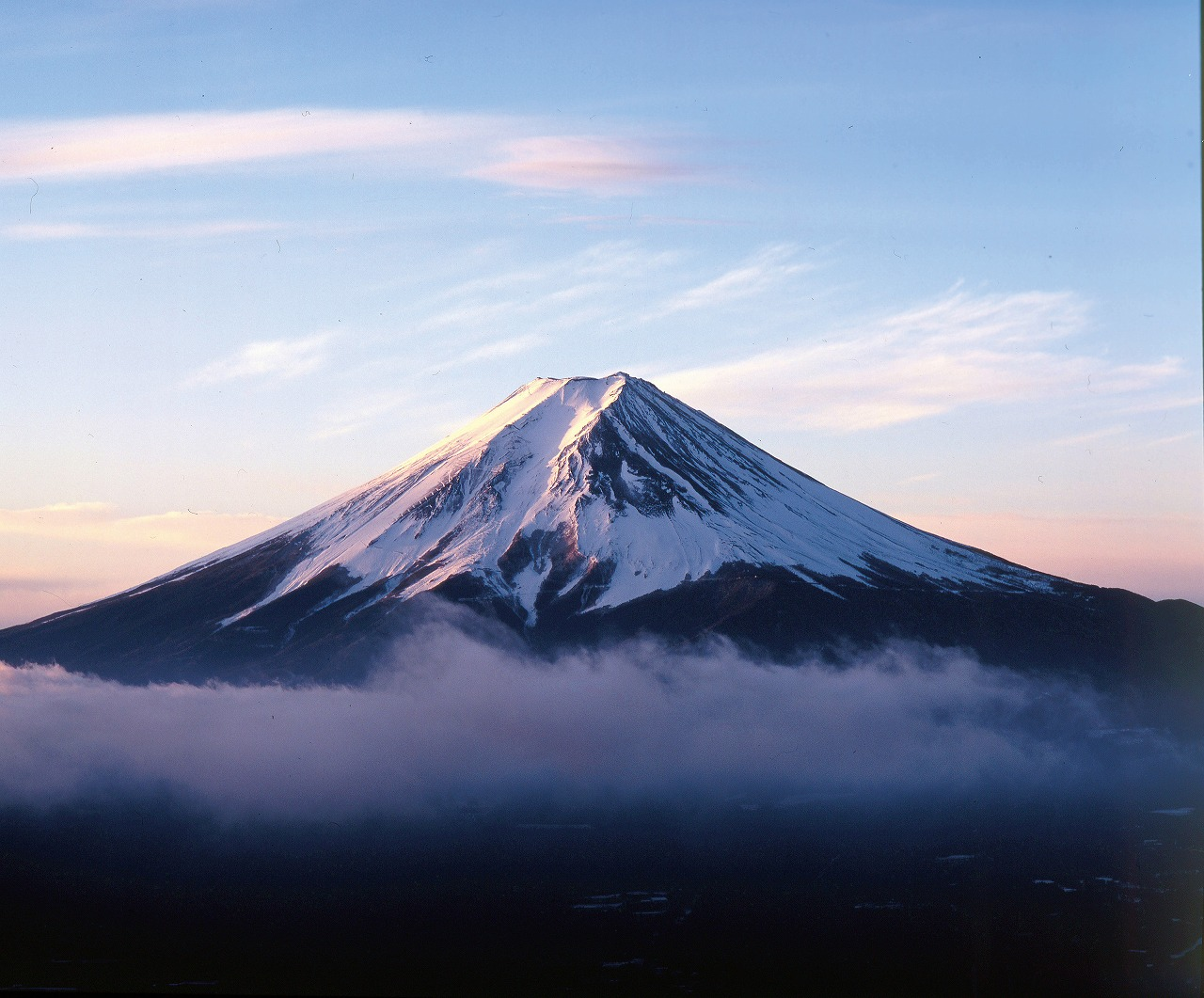 Fuji Mountain PNG - 157012