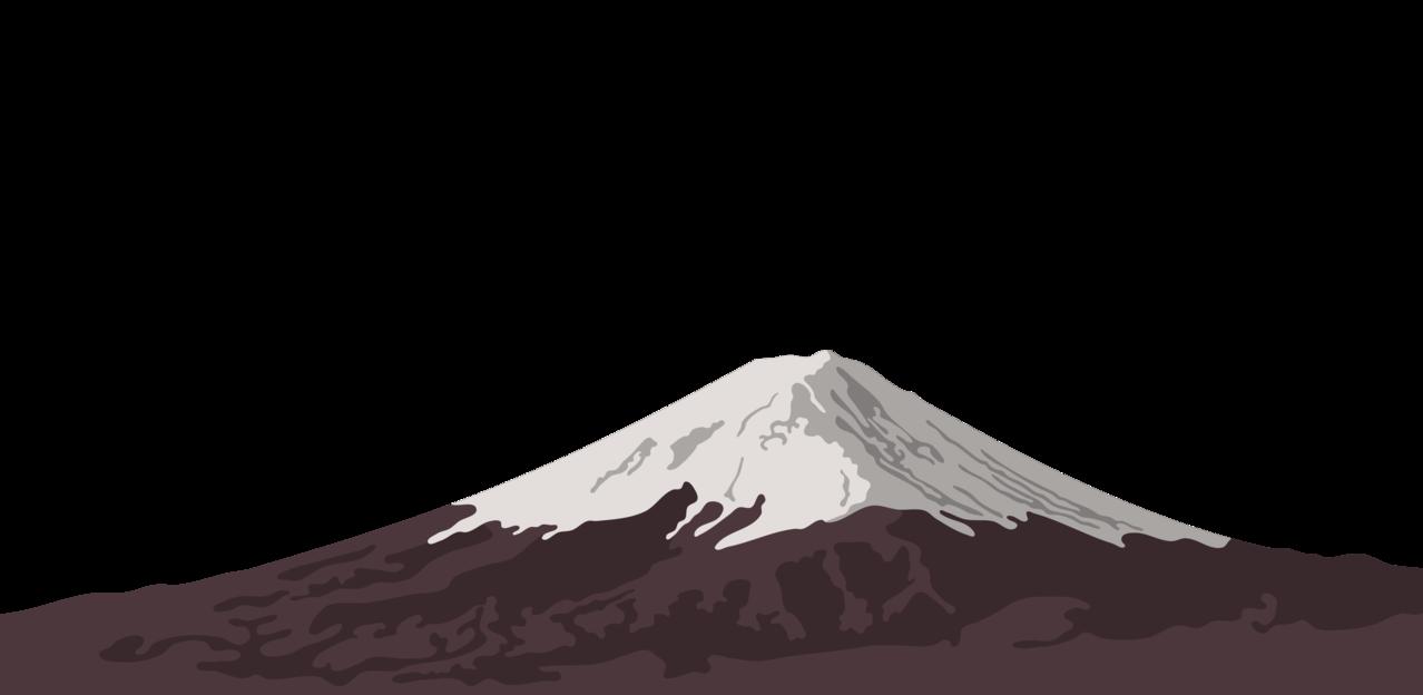 Fuji Mountain PNG - 157005