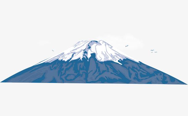 Fuji Mountain PNG - 157013
