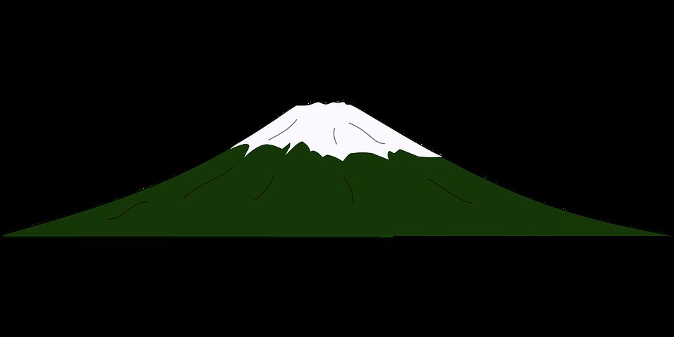 Fuji Mountain PNG - 157017