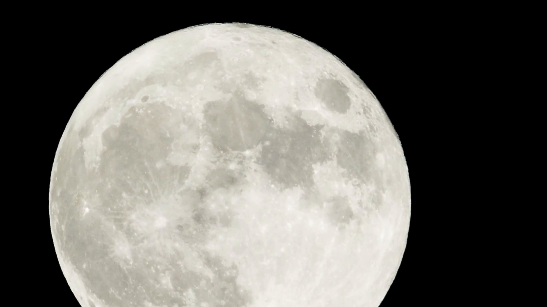 Super zoom timelapse of the full moon over the dark black sky at night. HD  footage made of high resolution images shot in RAW. - Full Moon PNG Black And White
