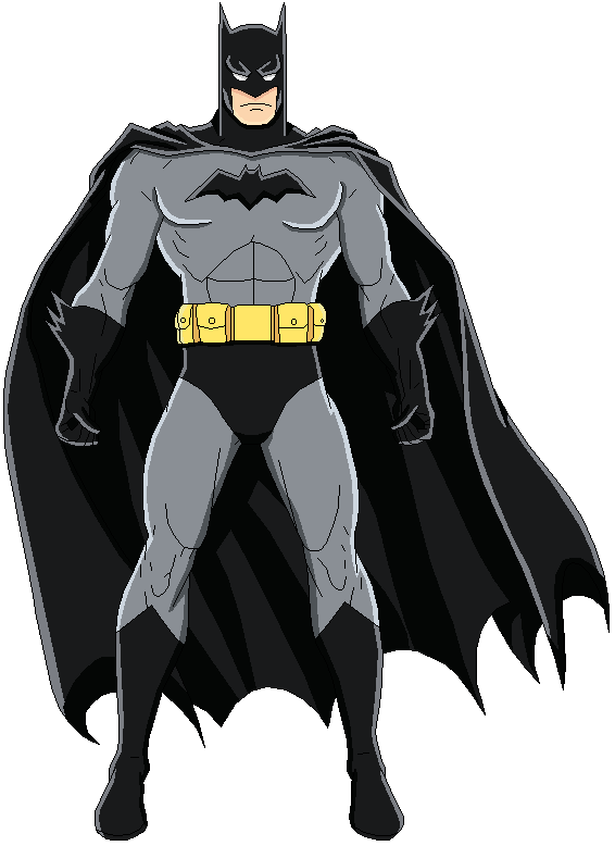 Full resolution PlusPng.com  - Batman PNG