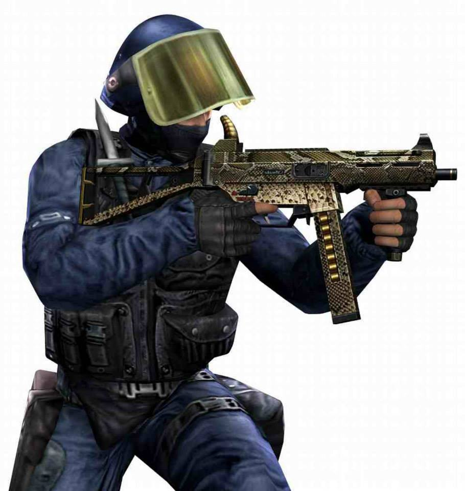 Full resolution PlusPng.com  - Counter Strike PNG