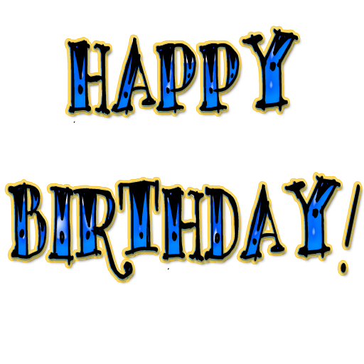 Fun Birthday PNG - 144722