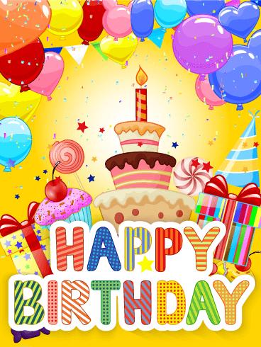 Fun Birthday PNG - 144719