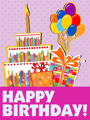 Fun Birthday PNG - 144715