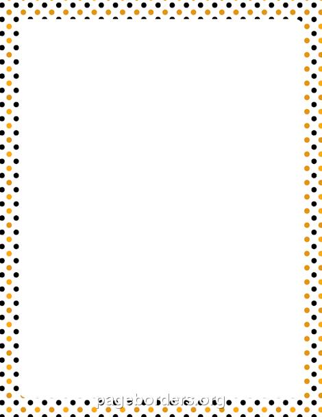 Fun PNG Borders - 164512