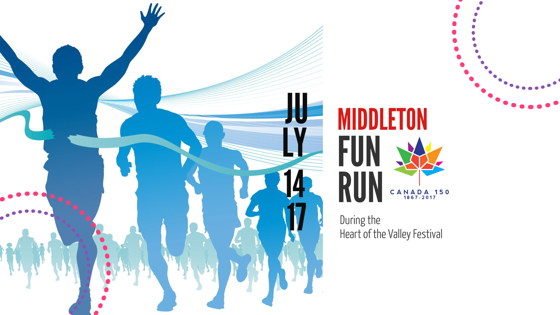 Canada 150 Fun Run at Centennial Park, Middleton (July 14, 2017 6: - Fun Run PNG HD