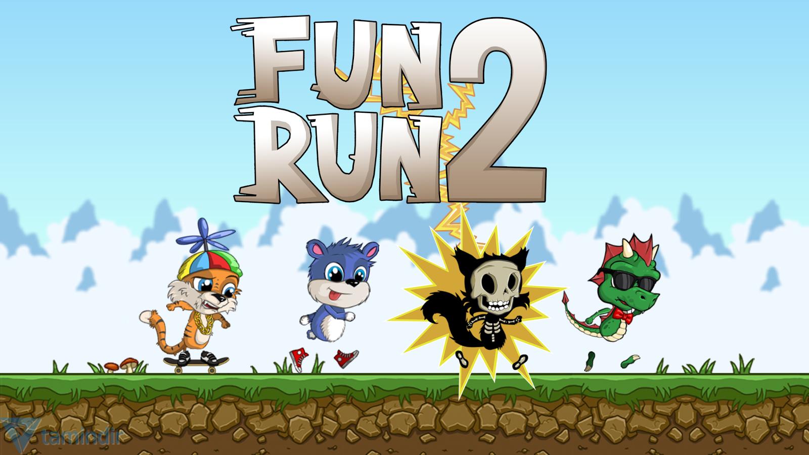 Fun Run 2 Ekran Görüntüleri - 3 - Fun Run PNG HD