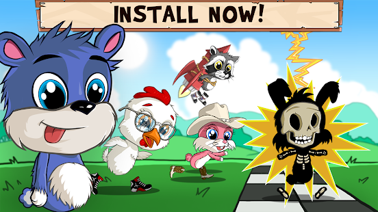 . PlusPng.com Fun Run 2 - Multiplayer Race- screenshot thumbnail PlusPng.com  - Fun Run PNG HD