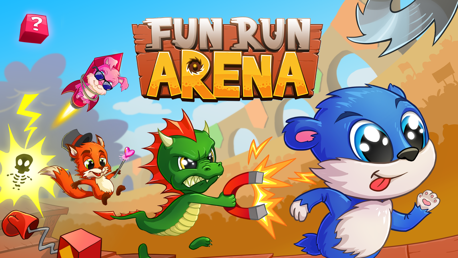 Fun Run Arena Ekran Görüntüleri - 5 - Fun Run PNG HD