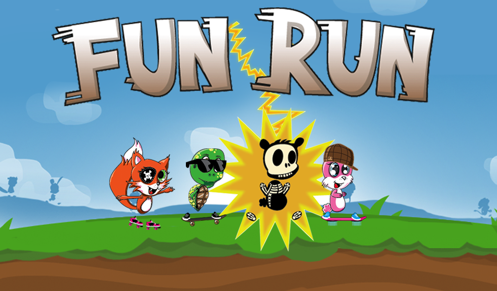 Fun Run - Multiplayer Race- screenshot - Fun Run PNG HD